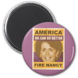 Fuego Nancy Pelosi Imán De Frigorifico