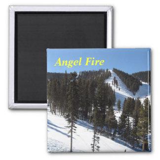 Fuego New México del ángel Imán Cuadrado