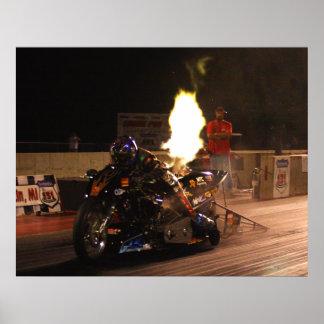 Fuego nitro _MG_7106aaaa Póster