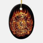 fuego ornamente de reyes