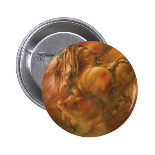 Fuego Pin Redondo 5 Cm