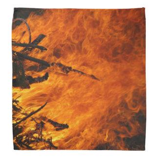 Fuego que rabia bandanas
