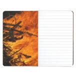 Fuego que rabia cuaderno