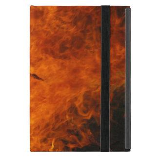 Fuego que rabia iPad mini carcasas