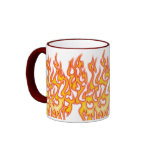 Fuego Taza De Café