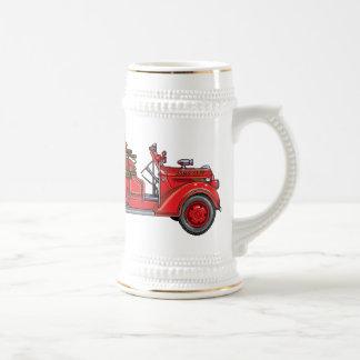 Fuego Truck_01 Tazas De Café