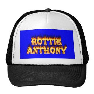 Fuego y llamas de Hottie Anthony Gorros