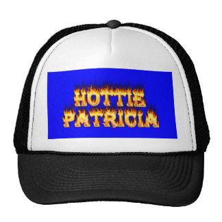 Fuego y llamas de Hottie Patricia Gorros