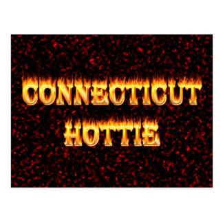 fuego y llamas del hottie de Connecticut Postal