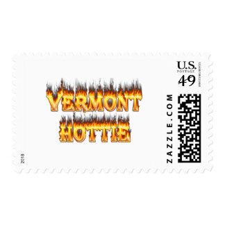 Fuego y llamas del hottie de Vermont Envio