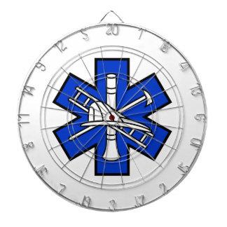 Fuego y logotipo del ccsme