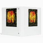 Fuego y pintura quemada de la pintura de aerosol d