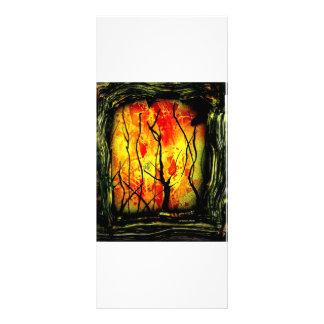 Fuego y pintura quemada de la pintura de aerosol d lonas publicitarias