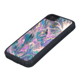 fuegos artificiales abstractos iPhone 5 Case-Mate protectores