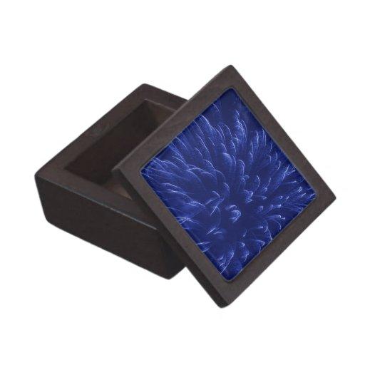 Fuegos artificiales azules (2) caja de regalo de calidad