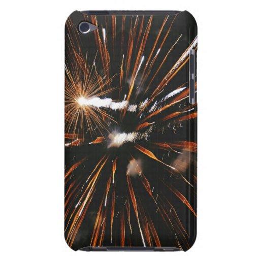 Fuegos artificiales Case-Mate iPod touch carcasa