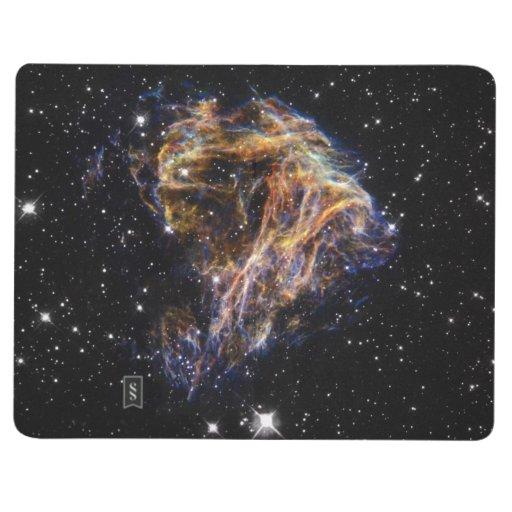 Fuegos artificiales celestiales cuaderno