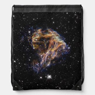 Fuegos artificiales celestiales mochila