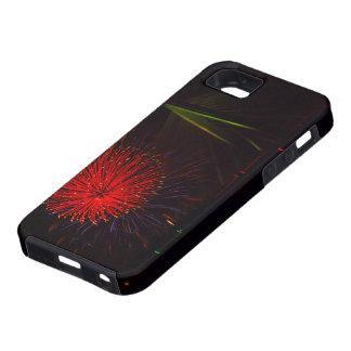 Fuegos artificiales Christopher S. Bond Bridge Funda Para iPhone 5 Tough