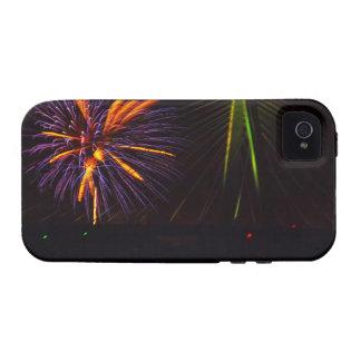 Fuegos artificiales Christopher S. Bond Bridge iPhone 4/4S Carcasa