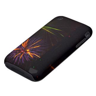 Fuegos artificiales Christopher S. Bond Bridge Tough iPhone 3 Cárcasas