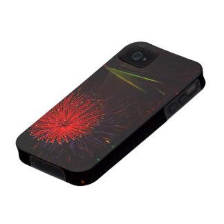 Fuegos artificiales Christopher S. Bond Bridge Vibe iPhone 4 Carcasas