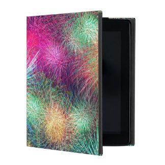 Fuegos artificiales de Digitaces iPad Carcasa