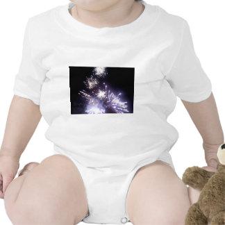 Fuegos artificiales de Hogmanay Camisetas