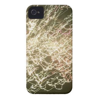 Fuegos artificiales fantásticos iPhone 4 carcasa