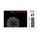 ¡Fuegos artificiales, felices el 4 de julio!! Envio