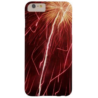 Fuegos artificiales funda barely there iPhone 6 plus
