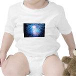 fuegos artificiales traje de bebé