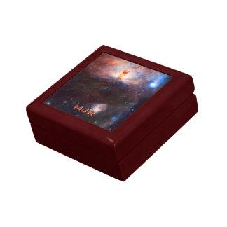 Fuegos rubricados de la nebulosa de la llama - en caja de regalo