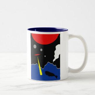 Fuel-cell Two-Tone Coffee Mug