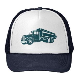 fuel gasoline tanker truck trucker hat