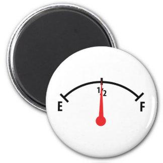 fuel indicator icon magnet