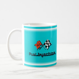 Fuel Injection Badge, Fuel Injection Badge, mug... Coffee Mug