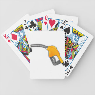 Fuel Nozzle Bicycle Playing Cards
