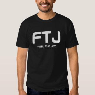 Fuel The Jet T-Shirt