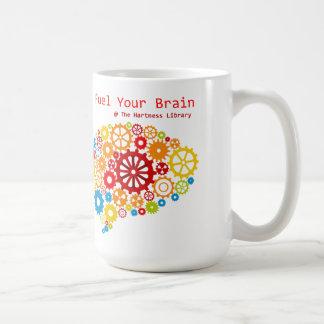 Fuel Your Brain Mug