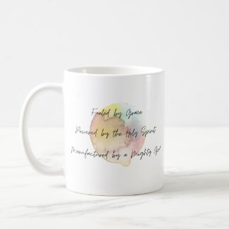 Fueled by Grace Coffee Mug