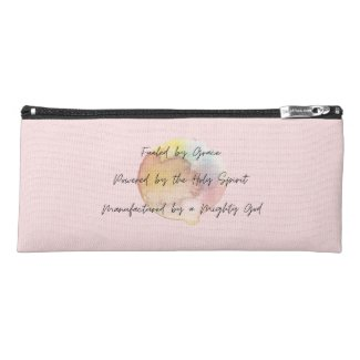 Fueled by Grace Pencil Bag