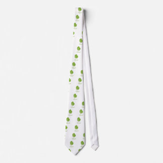 Fueled by Kale running kale Neck Tie