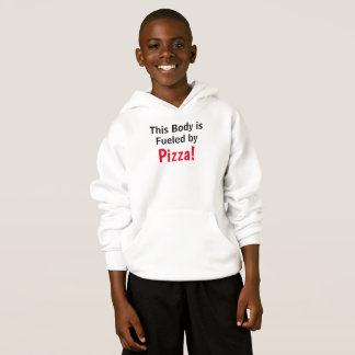Fueled by Pizza Hoodie