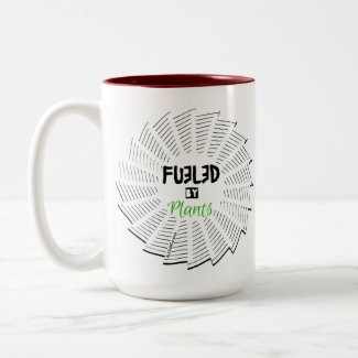 Fueled by Plants Mug