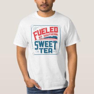 4b78df88ec2e6c Fueled by Southern Sweet Tea Tee Shirt