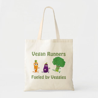 Fueled by Veggies Canvas Bags
