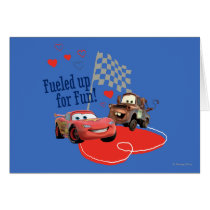 Fueled up for Fun! Card
