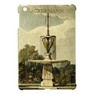 Fuente 1820 del jardín del depósito de Ackerman