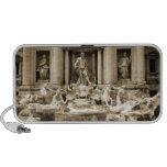 Fuente clásica del Trevi, Roma Altavoz